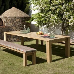 Barlow Tyrie Titan Dining Table 300cm - Rustic Teak