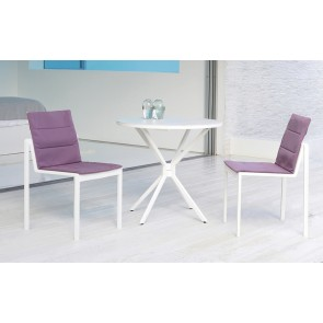 Royal Botania Traverse Round Folding Table TRV 80FR