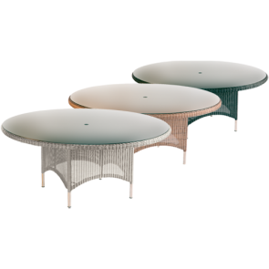 Westminster Valencia Round Dining Table (180)