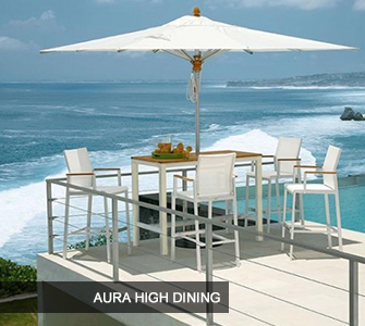 Aura High Dining