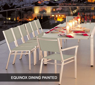Equinox Dining Painted