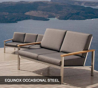 Equinox Occasional Steel