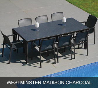 Westminster Madison Charcoal