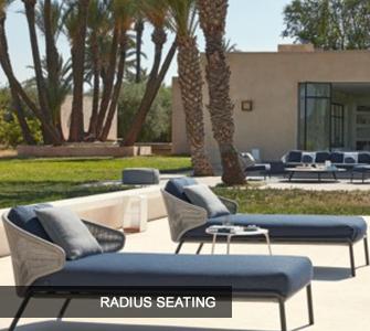 Radius Seating