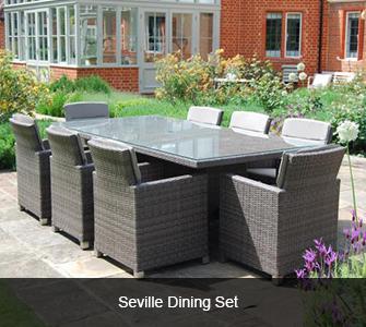Summerloom Seville Dining Set