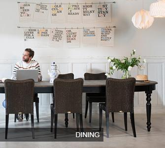 Vincent Sheppard Indoor Dining
