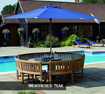 Westminster Weathered Teak